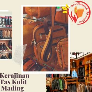 Kerajinan Tas Kulit  Mading Yogyakarta