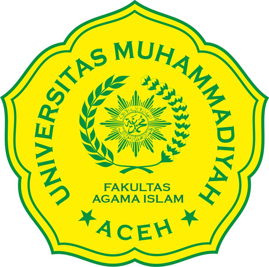 Logo Universitas Muhammadiyah Aceh Fakultas Agama Islam