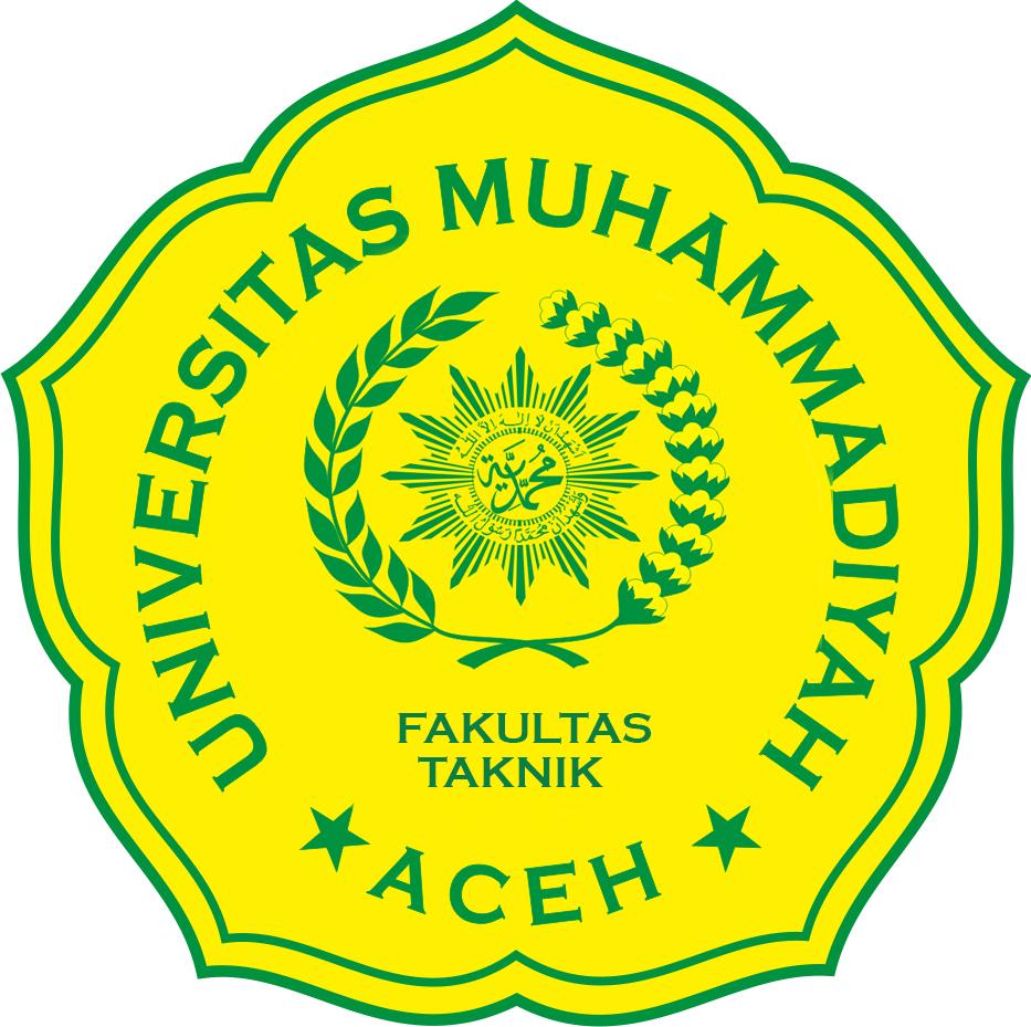 Logo Universitas Muhammadiyah Aceh Fakultas Taknik