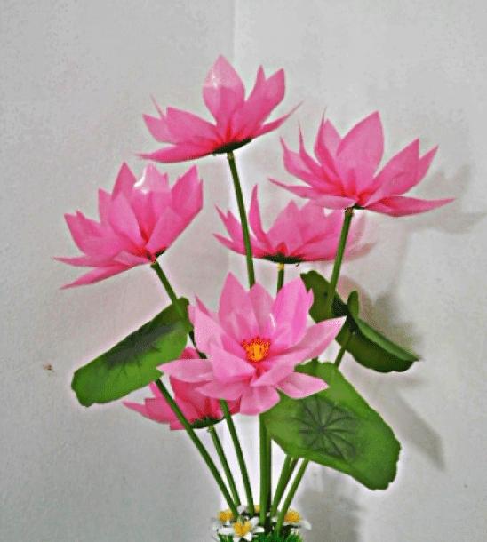 Manfaat Vas Bunga Dari Sedotan