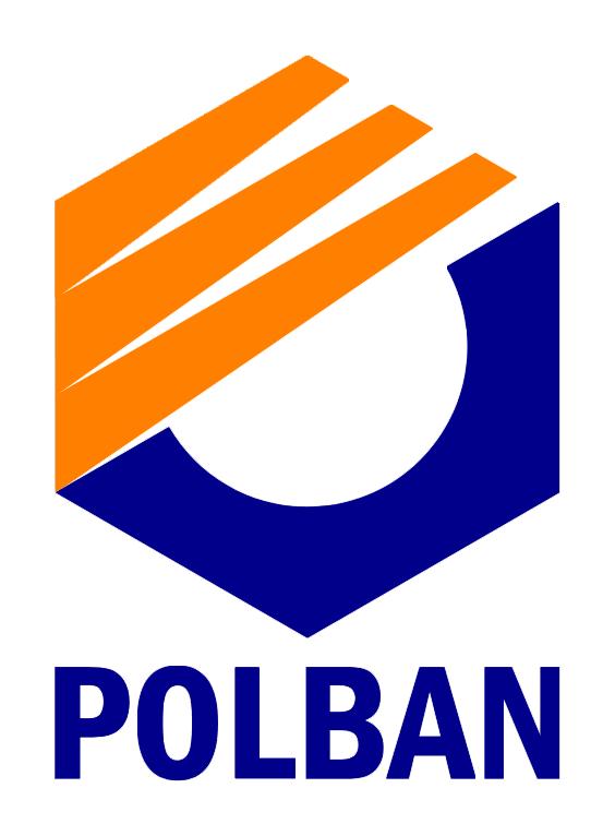 Logo Polban (Politeknik Negeri Bandung) Original PNG