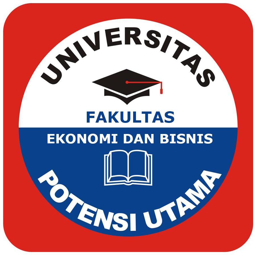 Logo Potensi Utama Fakultas Ekonomi Dan Bisnis