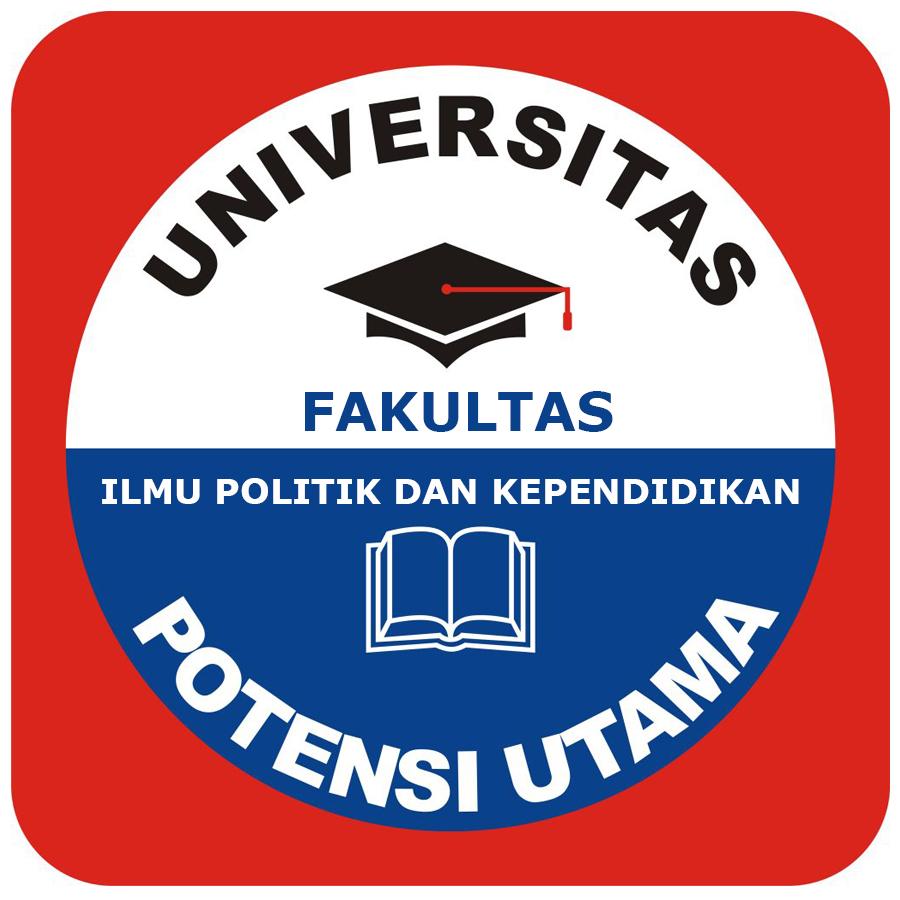 Logo Potensi Utama Fakultas Ilmu Politik Dan Kependidikan