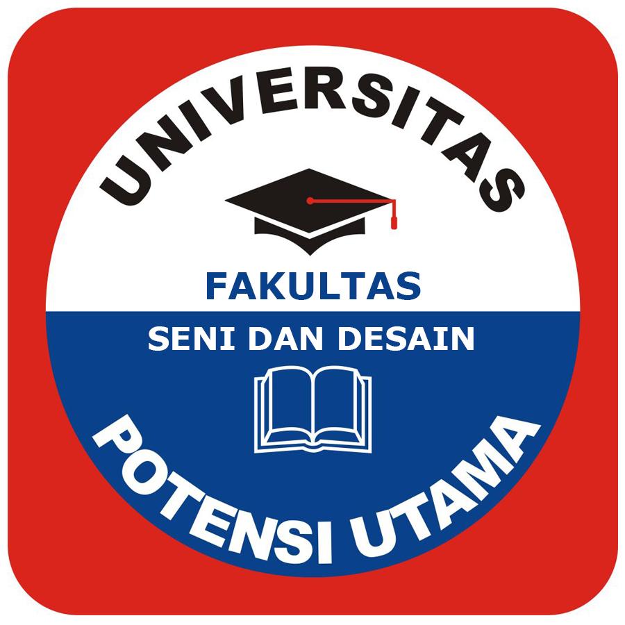 Logo Potensi Utama Fakultas Seni Dan Desain