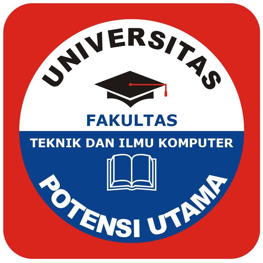 Logo Potensi Utama Fakultas Teknik Dan Ilmu Komputer