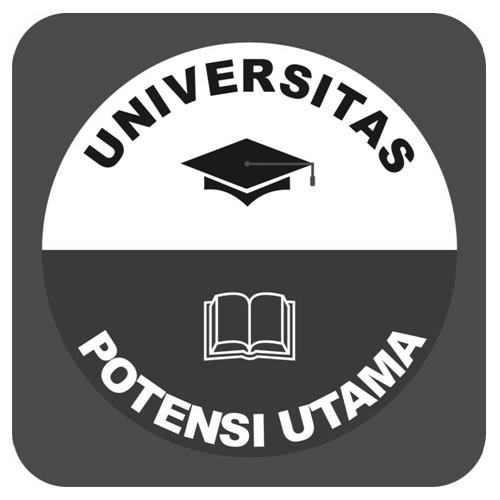 Logo Potensi Utama Hitam Putih