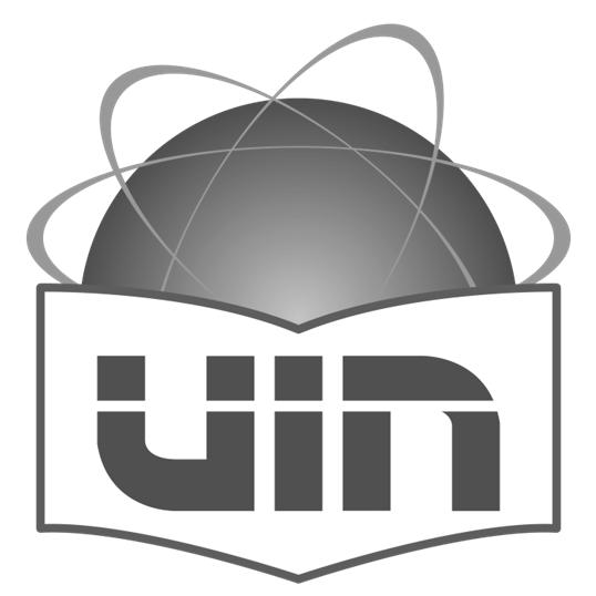 Logo UIN Jakarta Hitam Putih