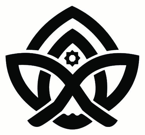 Logo UIN Jambi Terbaru Hitam Putih