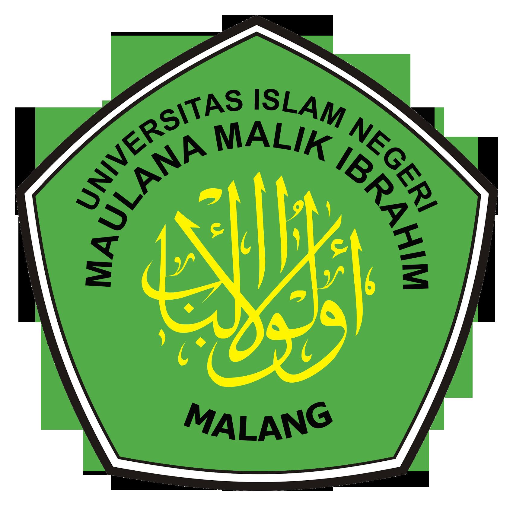 Logo UIN Malang (Universitas Islam Negeri Malang) png
