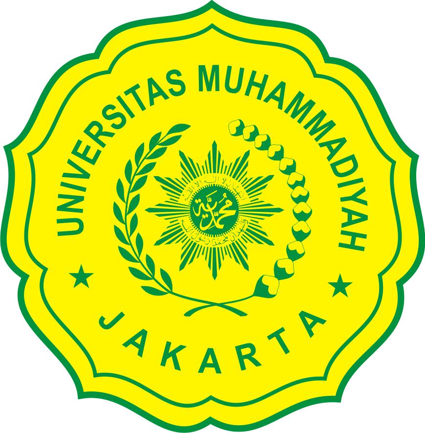 Logo UMJ (Universitas Muhammadiyah Jakarta) Original
