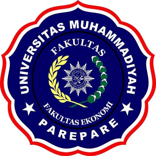 Logo UMPAR (Universitas Muhammadiyah Parepare) Fakultas Ekonomi