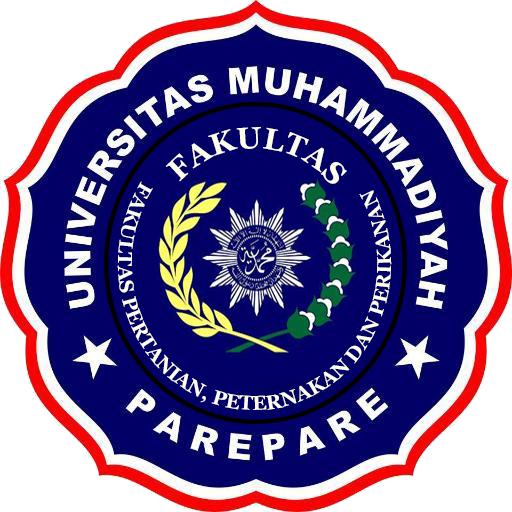Logo UMPAR (Universitas Muhammadiyah Parepare) Fakultas Pertanian, Peternakan Dan Perikanan
