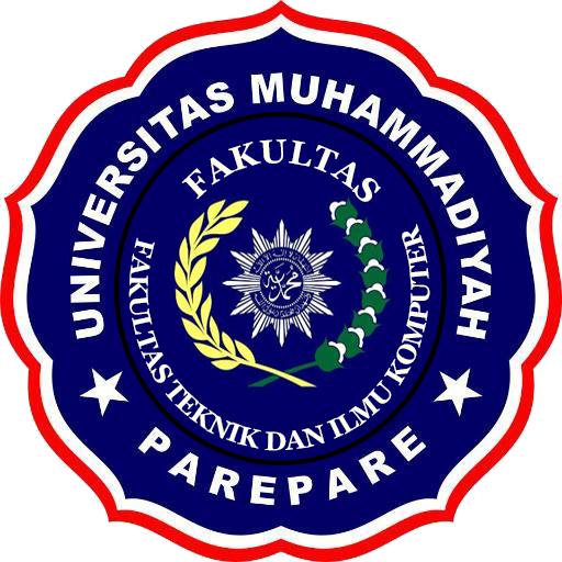 Logo UMPAR (Universitas Muhammadiyah Parepare) Fakultas Teknik Dan Ilmu Komputer