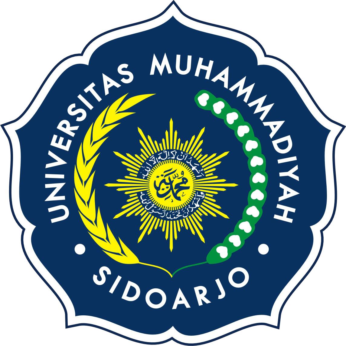 Logo Umsida Universitas Muhammadiyah Sidoarjo Terbaru Rekreartive