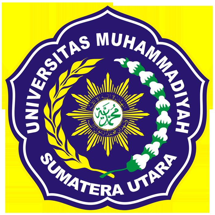 Logo UMSU (Universitas Muhammadiyah Sumatera Utara) Medan