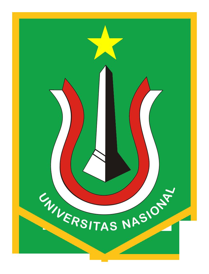 Logo UNAS (Universitas Nasional) Original PNG