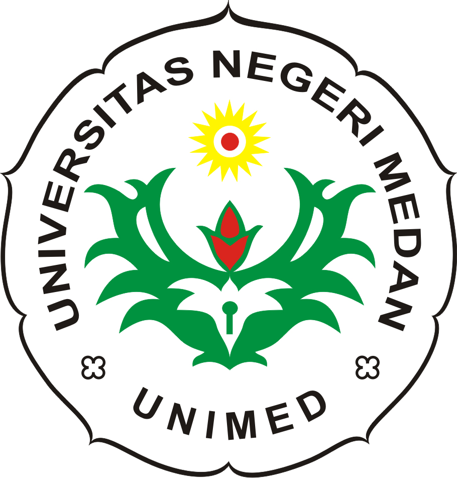 Logo UNIMED (Universitas Negeri Medan) Original