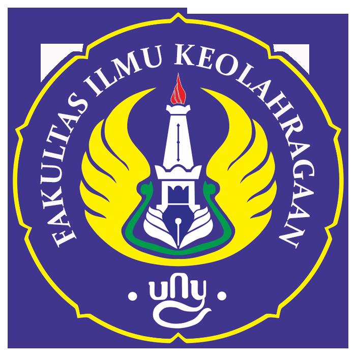 Logo UNY (Universitas Negeri Yogyakarta) Fakultas Ilmu Keolahragaan (FIK)