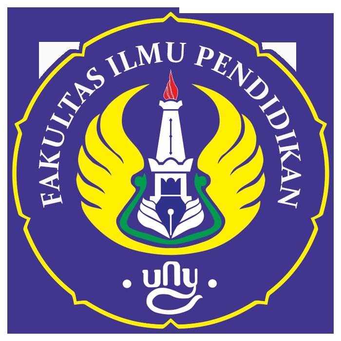 Logo UNY (Universitas Negeri Yogyakarta) Fakultas Ilmu Pendidikan (FIP)v