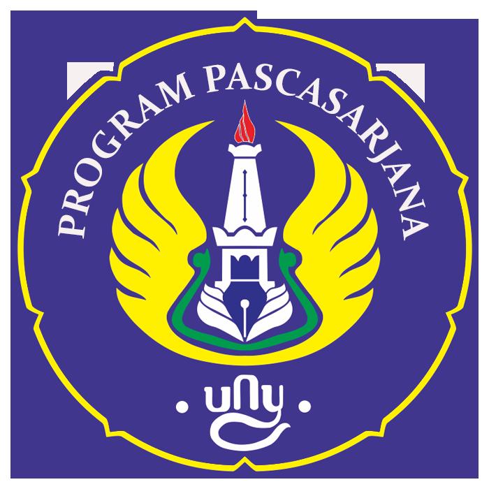 Logo UNY (Universitas Negeri Yogyakarta) Program Pascasarjana (PPS)
