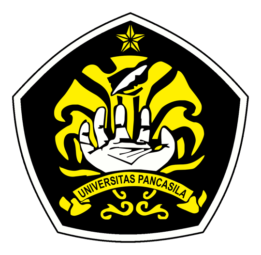 Logo Universitas Pancasila Original PNG