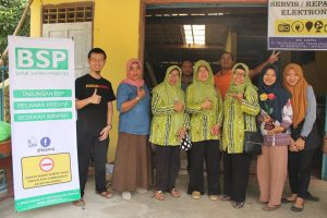 Bank Sampah Prayogi majenang cilacap