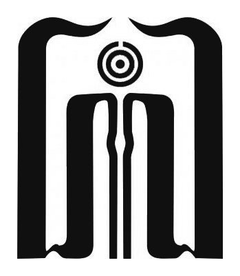 Logo IAIN Tulungagung (Institut Agama Islam Negeri Tulungagung) Hitam Putih