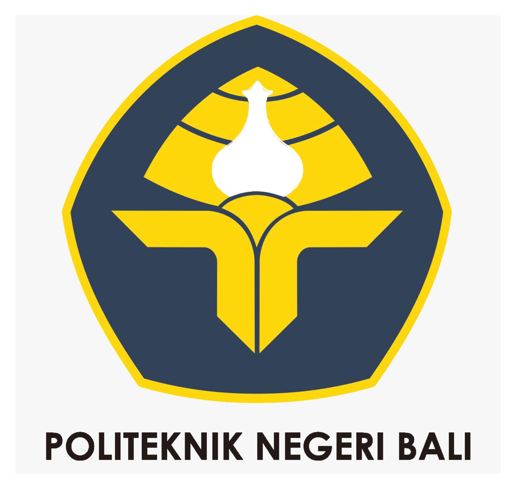 Logo PNB (Politeknik Negeri Bali) Original Lengkap PNG