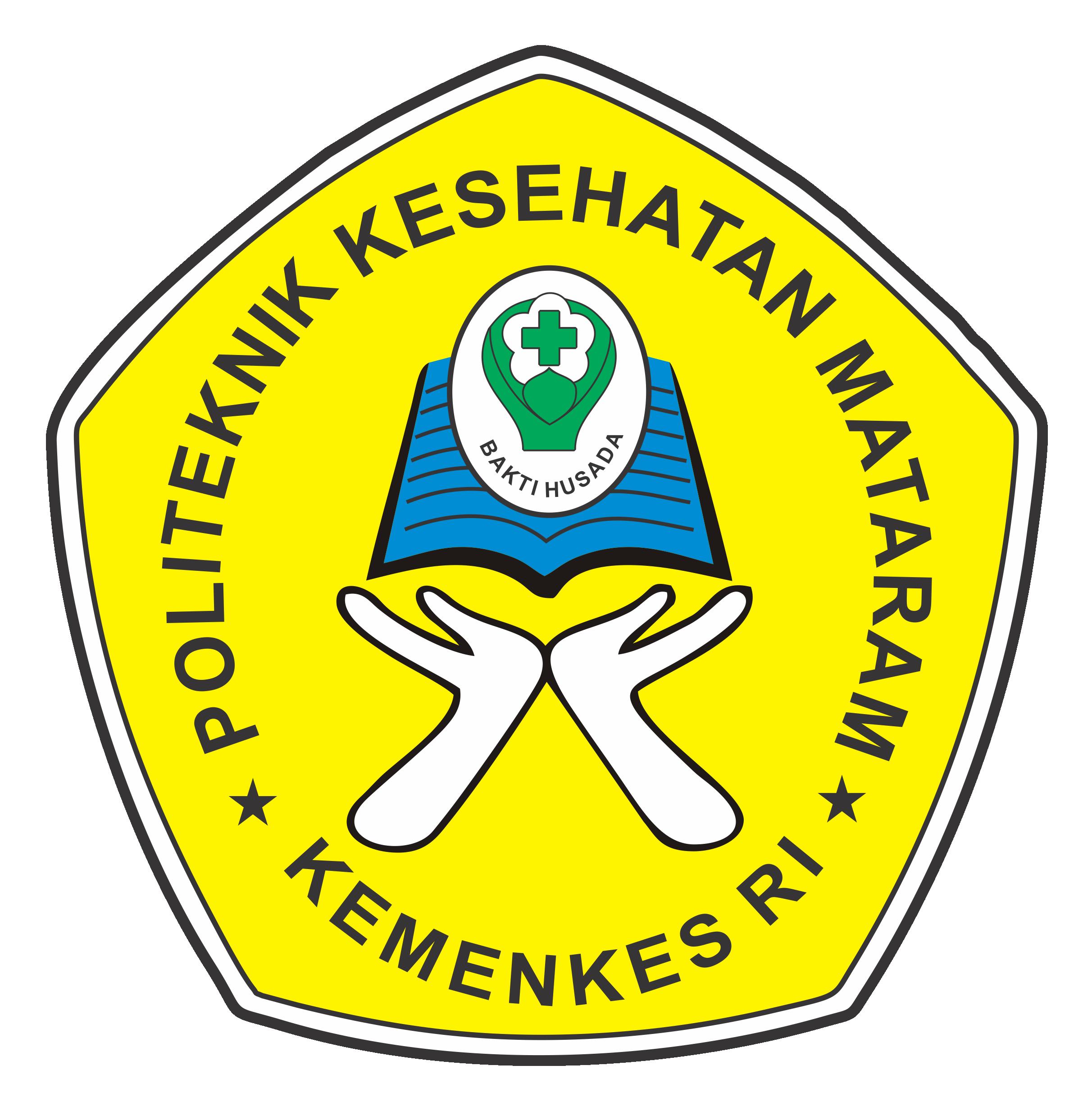 Logo Poltekkes Mataram (Politeknik Kesehatan Mataram)