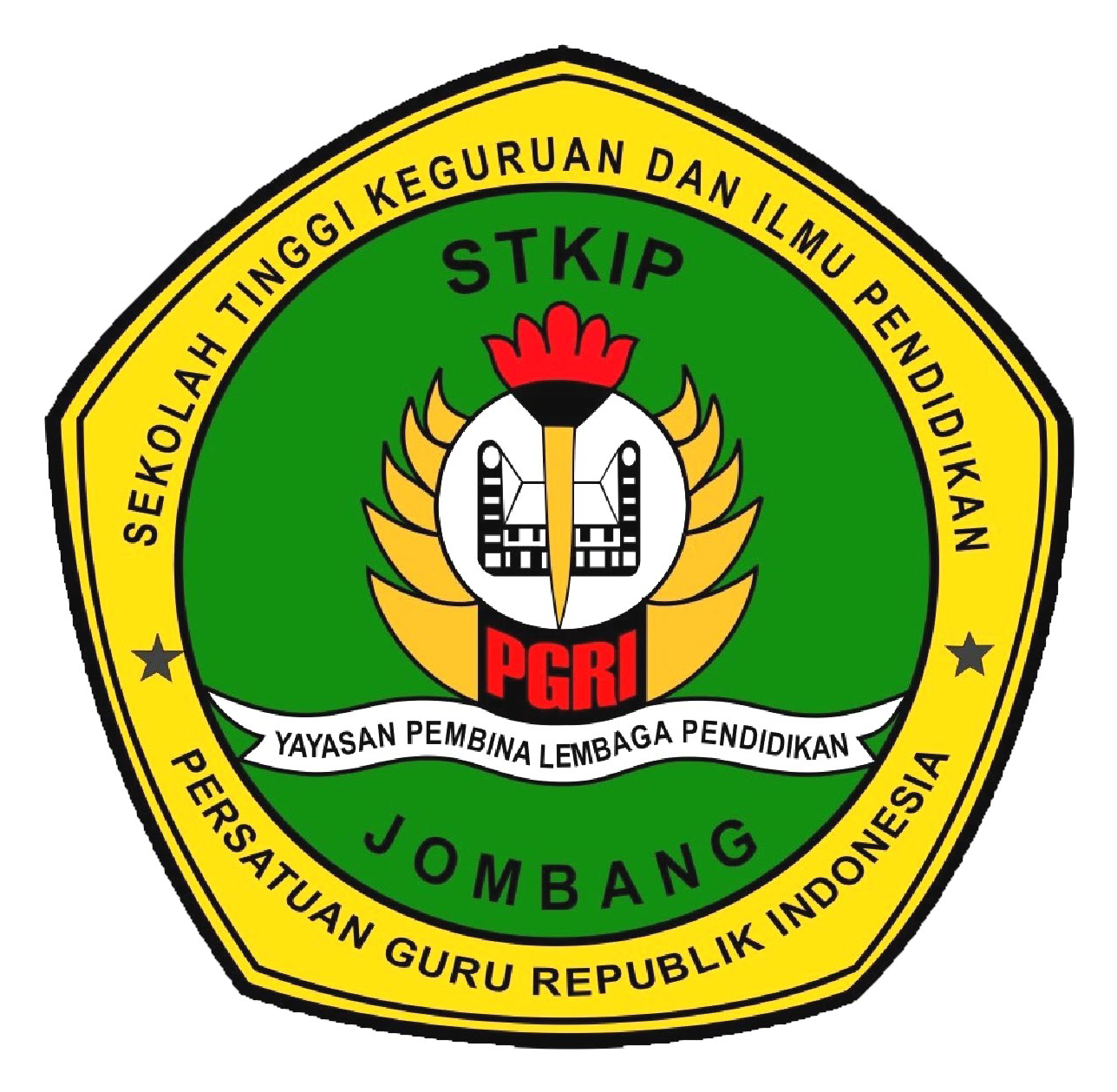 Logo STKIP PGRI Jombang Original PNG Terbaru