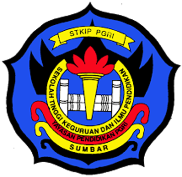 Logo STKIP PGRI Sumbar Original PNG Terbaru
