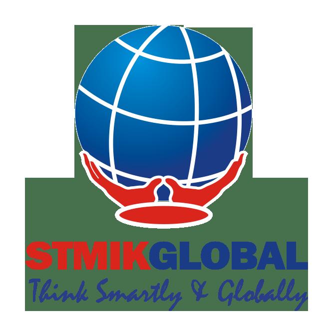 Logo STMIK Global Original PNG Terbaru