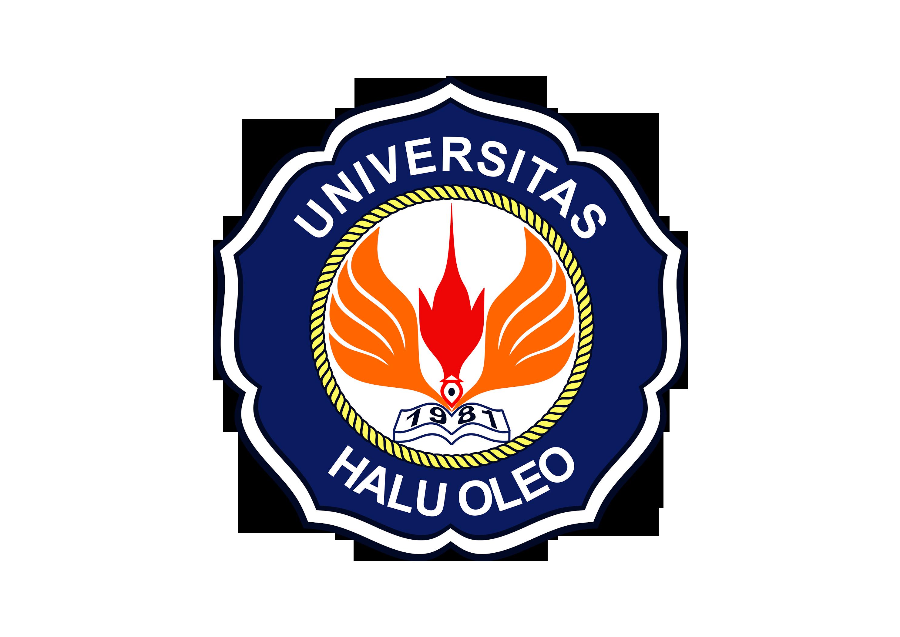 Logo UHO (Universitas Halu Oleo) Original PNG