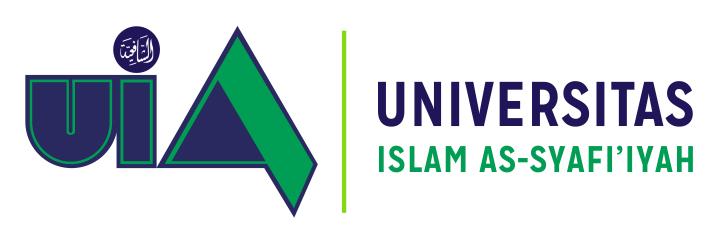 Logo UIA (Universitas Islam As-Syafi'iyah) Original Lengkap