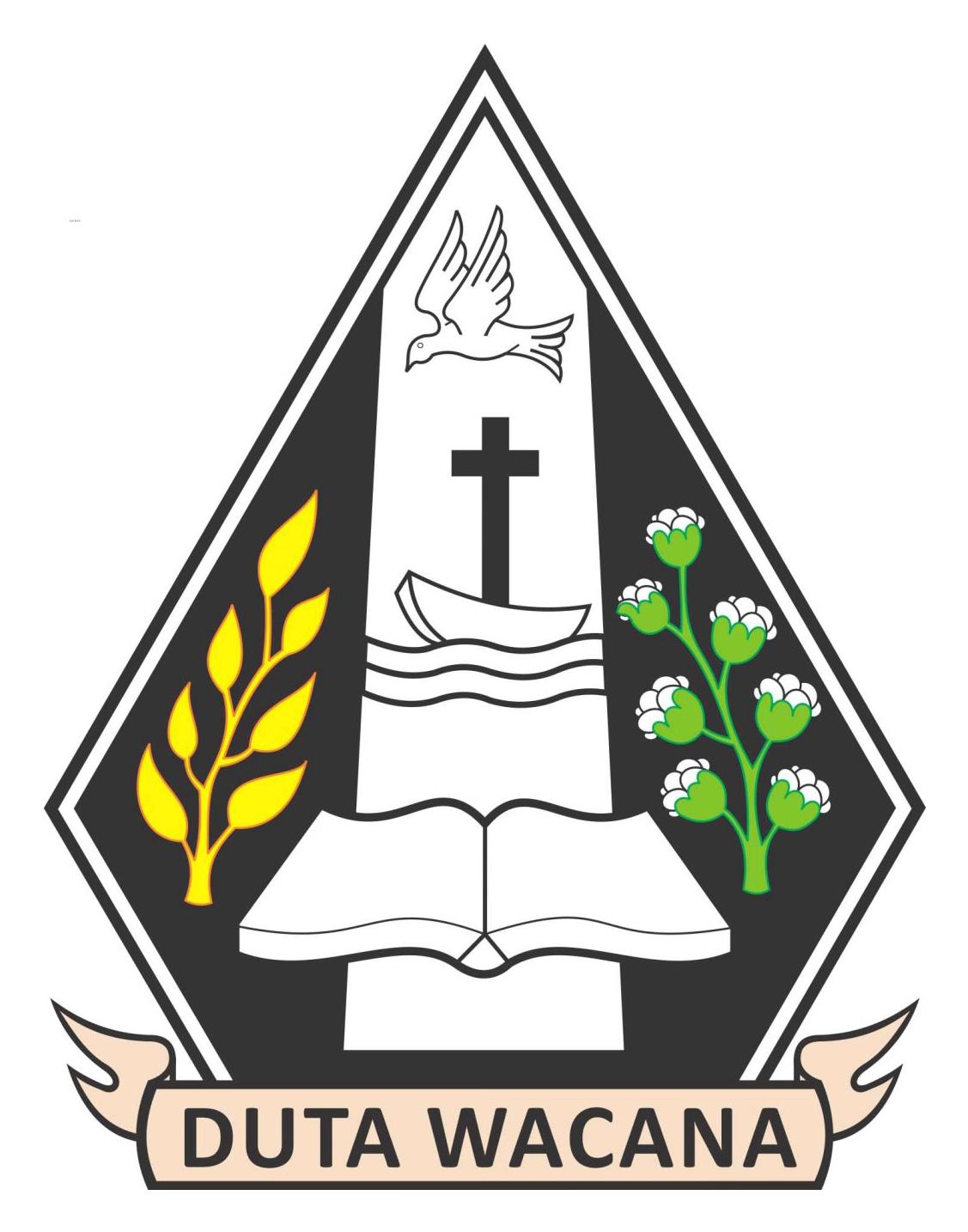 Logo UKDW (Universitas Kristen Duta Wacana) Original