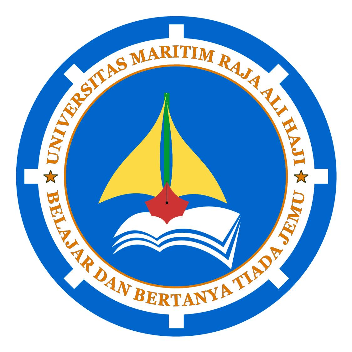 Logo UMRAH (Universitas Maritim Raja Ali Haji) PNG