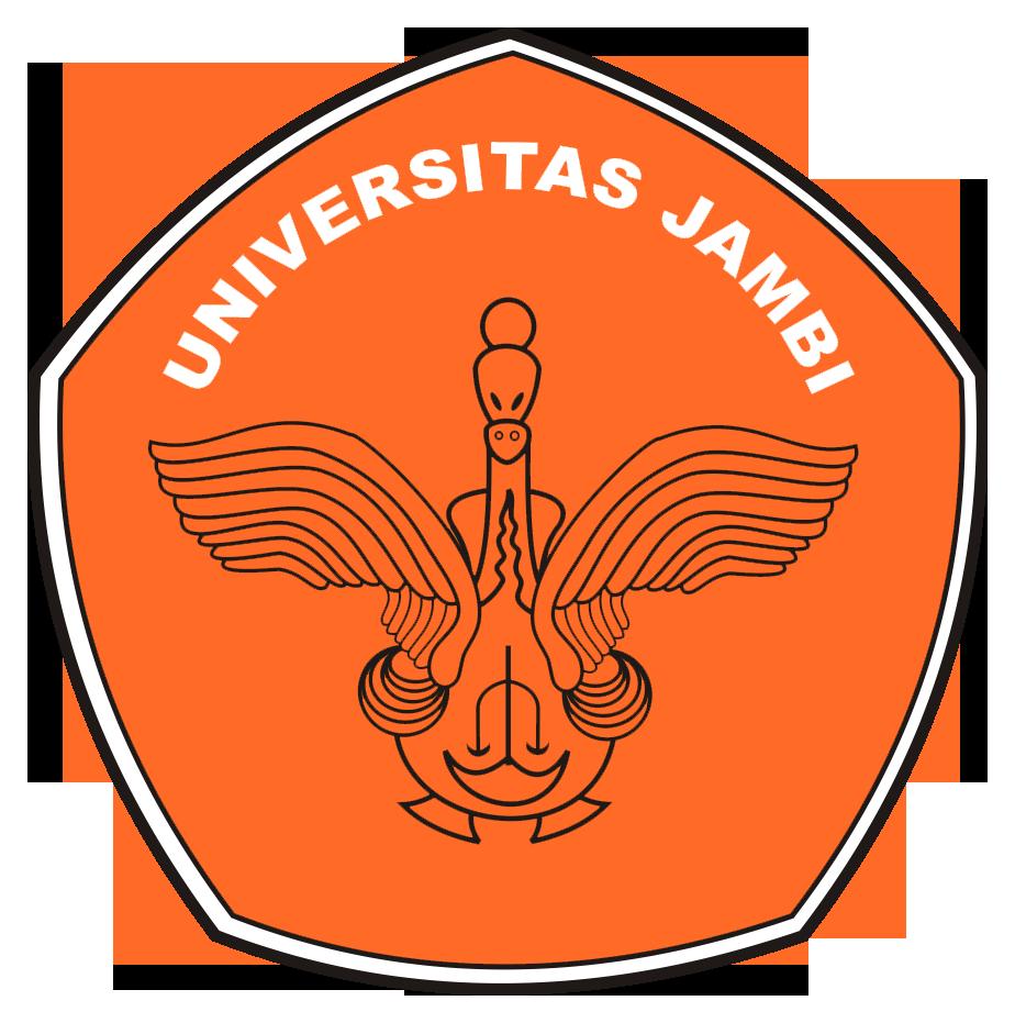 Logo UNJA (Universitas Negeri Jambi) Original Polos
