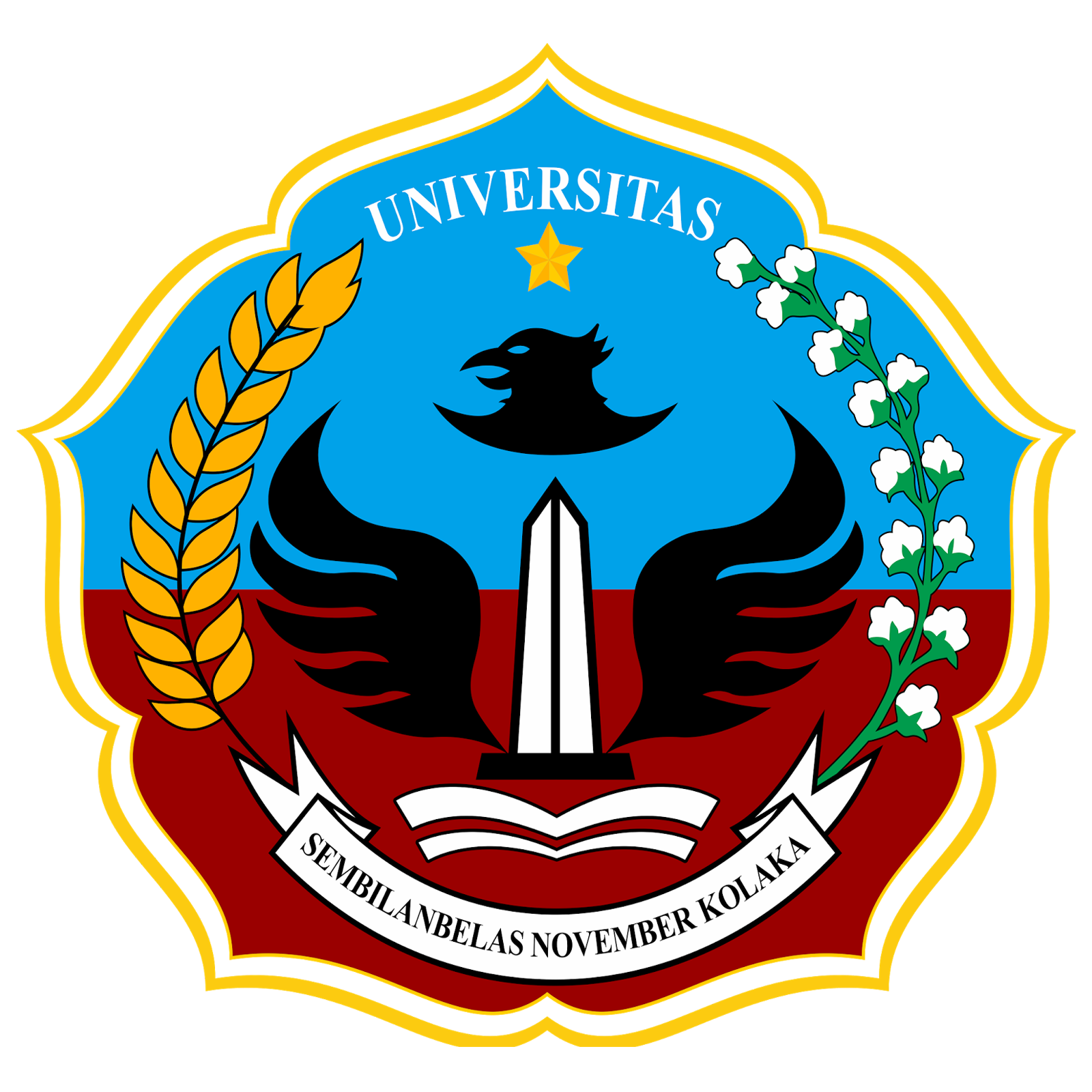 Logo USN (Universitas 19 November) Kolaka