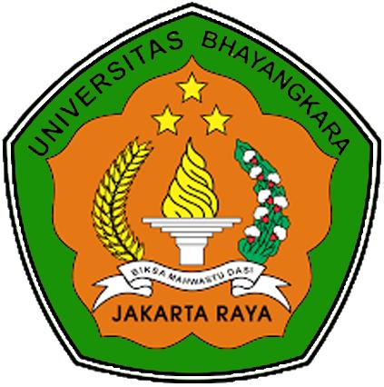 Logo Ubhara Jaya (Universitas Bhayangkara Jakarta Raya) Original
