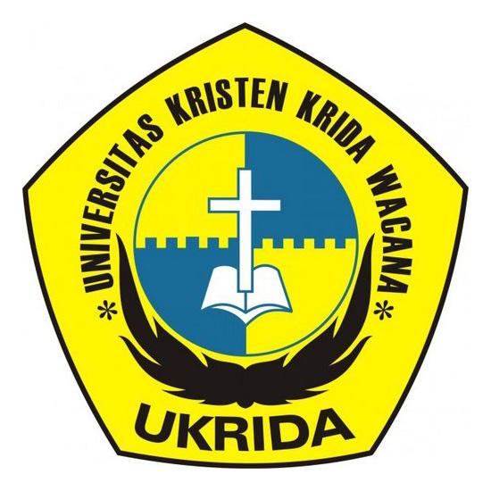 Logo Ukrida (Universitas Kristen Krida Wacana) Original