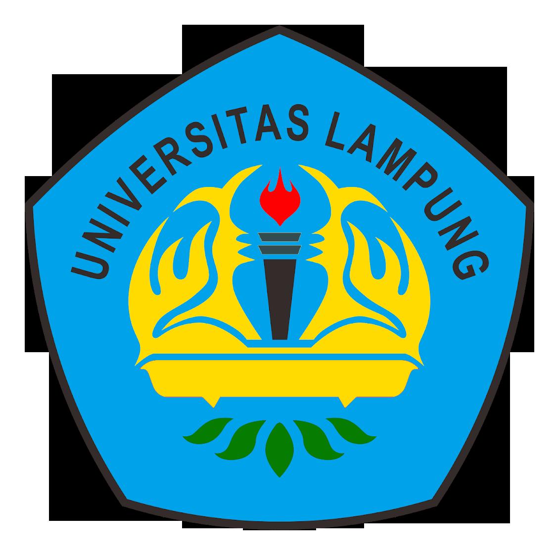 Logo Universitas Lampung Original PNG