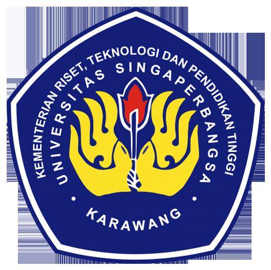Logo Unsika (Universitas Singaperbangsa Karawang) Original PNG