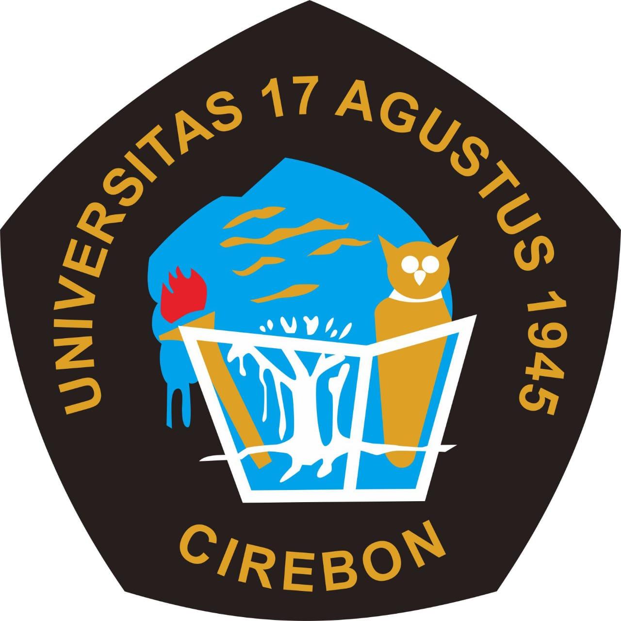 Logo Untag Cirebon (Universitas 17 Agustus 1945)