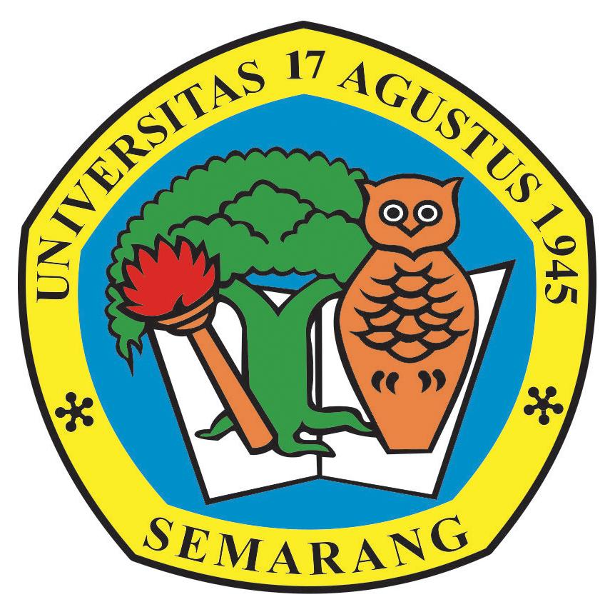 Logo Untag Semarang (Universitas 17 Agustus 1945) PNG