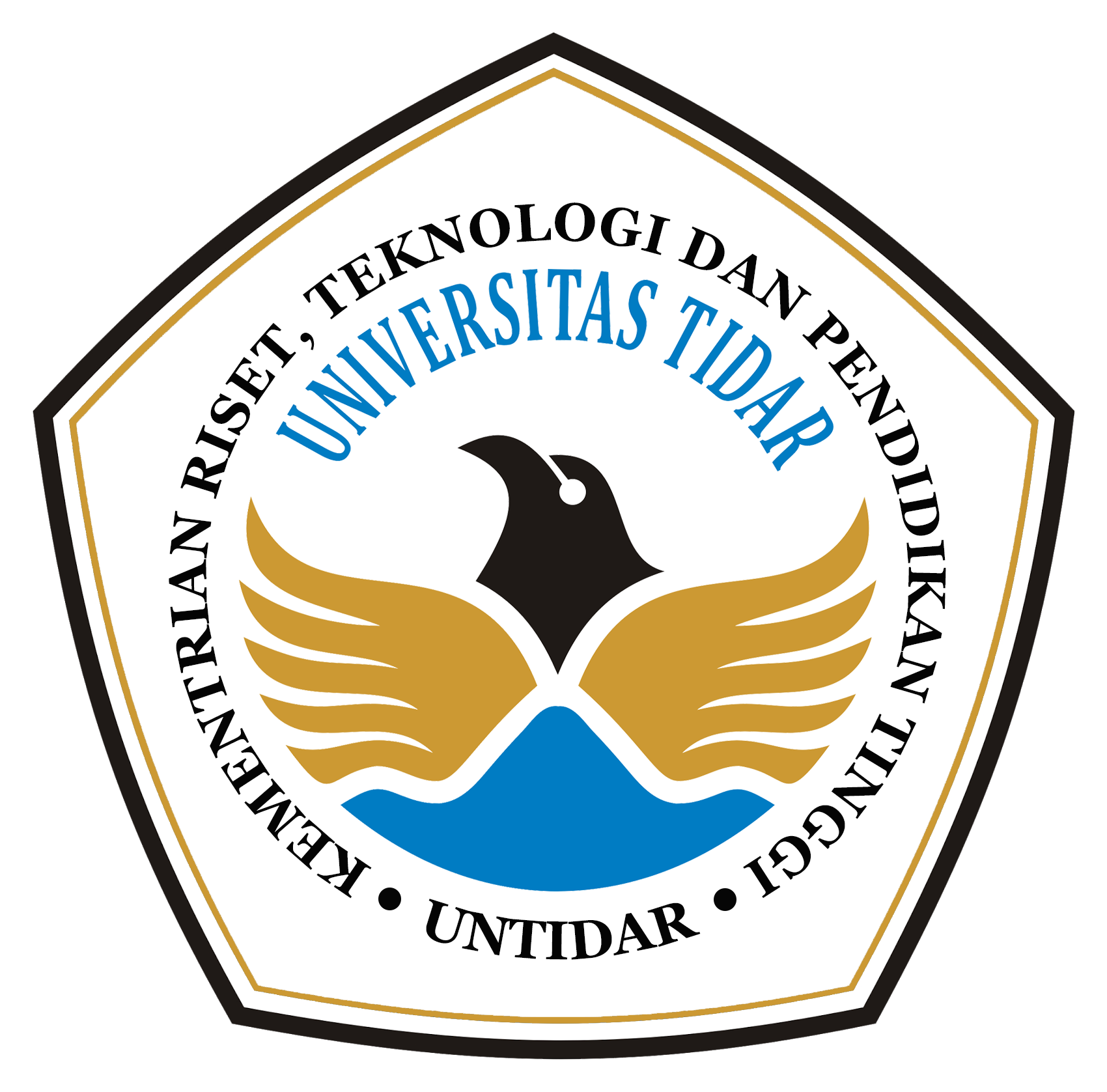 Logo Untidar (Universitas Tidar) Original PNG