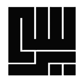 Logo Yarsi (Universitas Yarsi) Hitam Putih