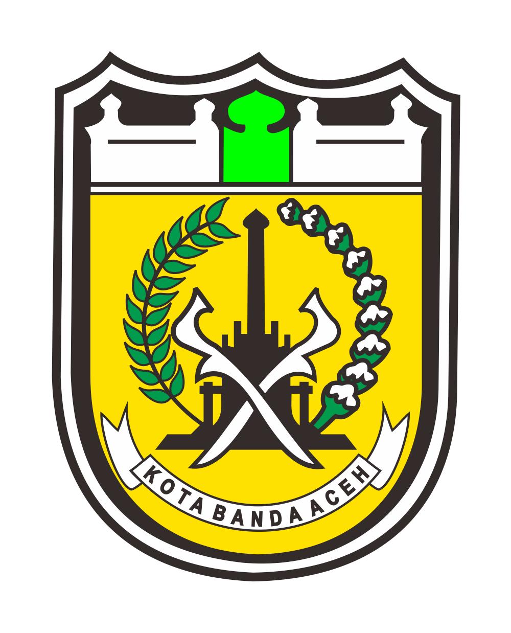 Logo Kota Banda Aceh Ibu Kota Banda Aceh Original Rekreartive