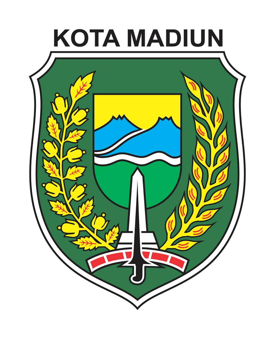 Logo Kota Madiun (Kota Madiun Jawa Timur) Original