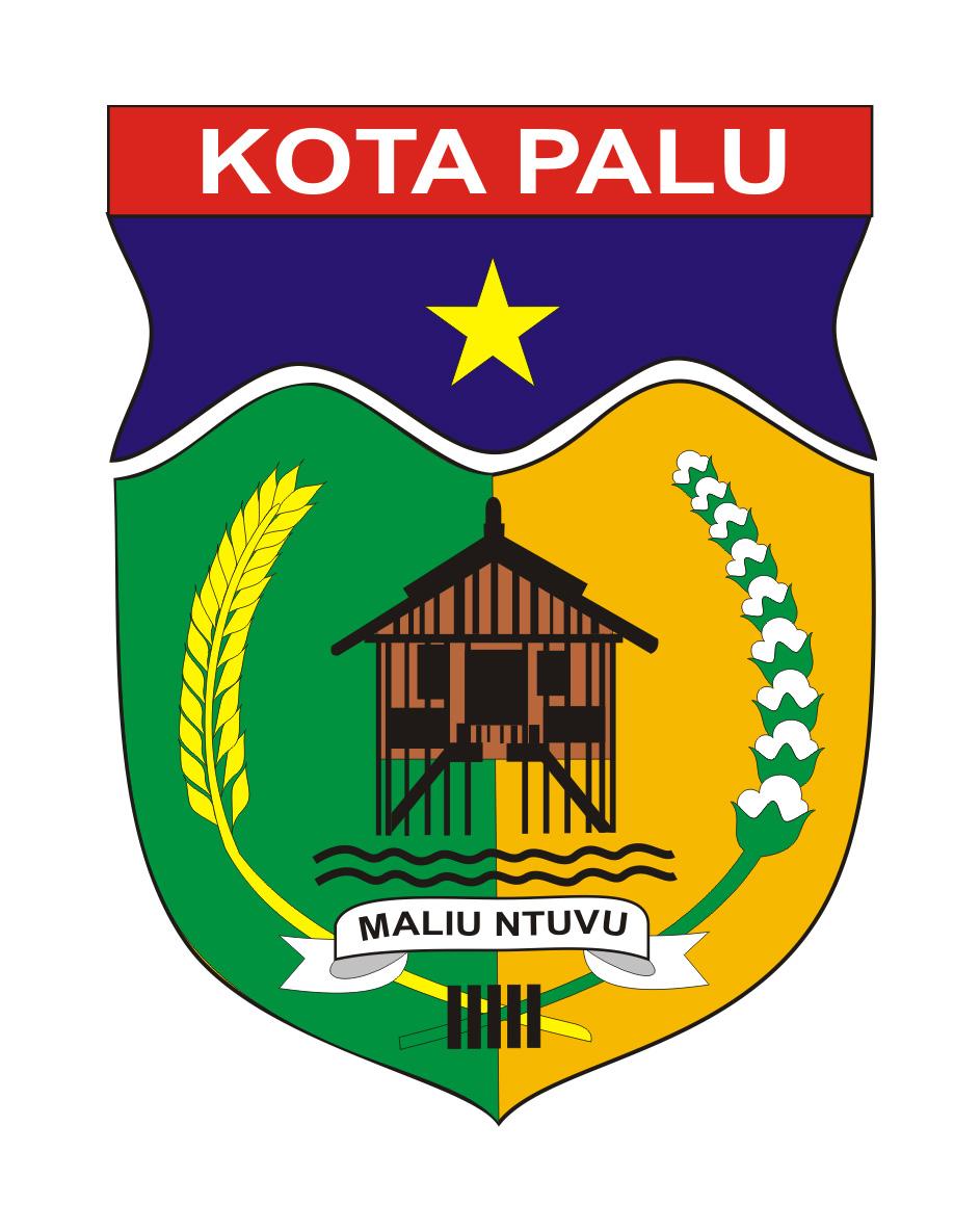 Logo Kota Palu (Provinsi Sulawesi Tengah) Original