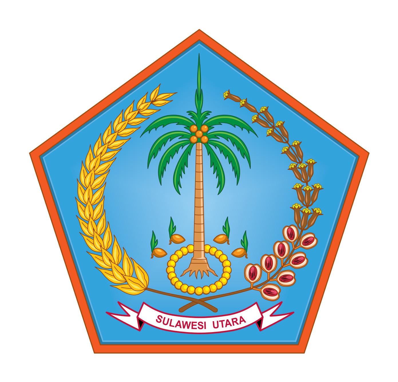 Logo Sulawesi Utara (Provinsi Sulawesi Utara)